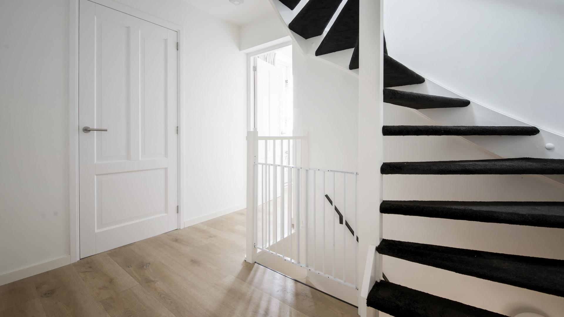 PVC vloer 1e verdieping